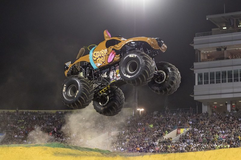 Monster Jam is rolling into South Florida on August 5th & 6th. Check out the Monster Jam Triple Threat Series Discount Code & Family Ticket Giveaway!