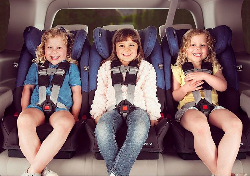 It's time to head back to school - safely! Learn how to keep your little one safe and enter to win a Diono Radian RXT Convertible + Booster Car Seat!