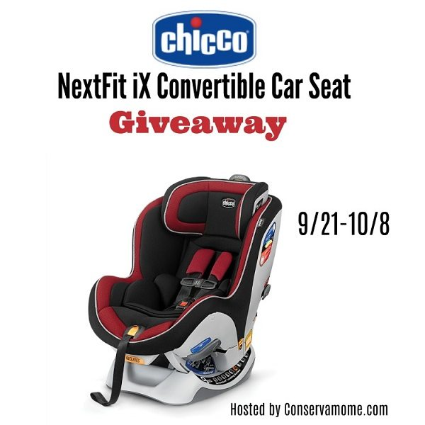 Chicco Nextfit Convertible Car Seat Weight