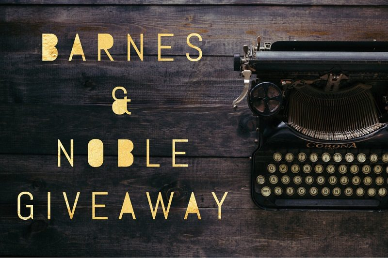 Enter to win the $150 Barnes & Noble Gift Card giveaway and treat yourself to a library makeover! What books would you buy if you won a $150 B&N gift card?