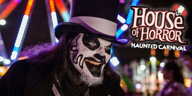 Get ready to be scared like never before! The Miami House of Horror Haunted Carnival boasts the largest Haunted House in South Florida with 30 SCARE rooms!!