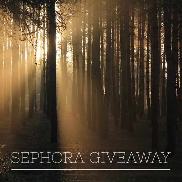 Enter to win the $150 Sephora Gift Card giveaway and treat yourself to a new palette of awesome! What would you buy with a $150 Sephora gift card?