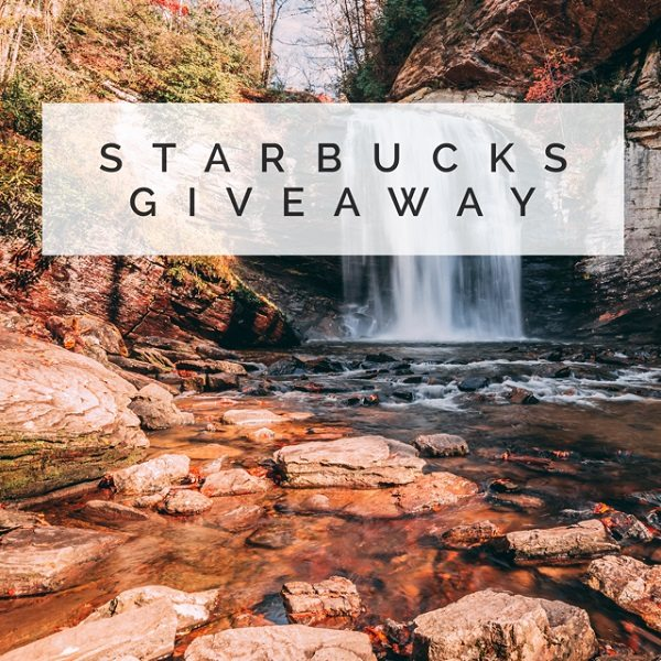 Enter to win the $150 Starbucks Gift Card giveaway and treat yourself to something hot, or cold, and delicious! How many lattes could you buy if you won?