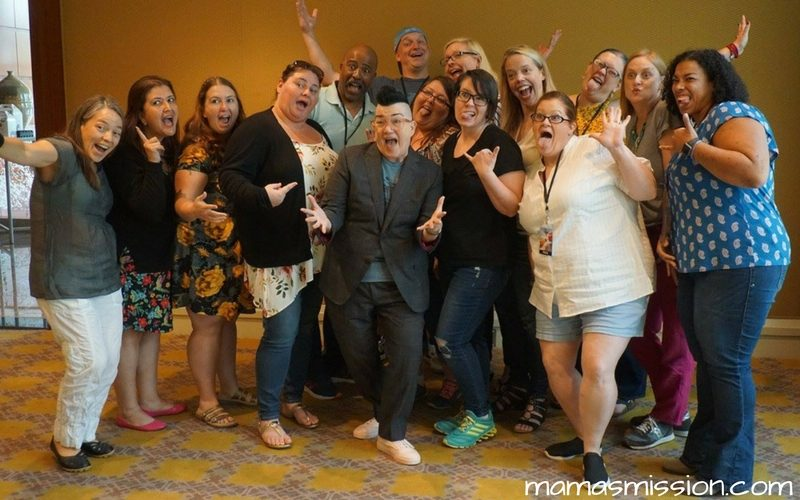 Getting the chance to sit down with Lea DeLaria was definitely a bucket list item. Check out my interview with Lea DeLaria to learn more about her!