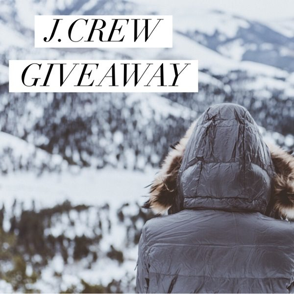 Enter to win the $150 J Crew Gift Card giveaway and treat yourself to a mini shopping spree! What would you buy with a $150 J Crew gift card if you won?