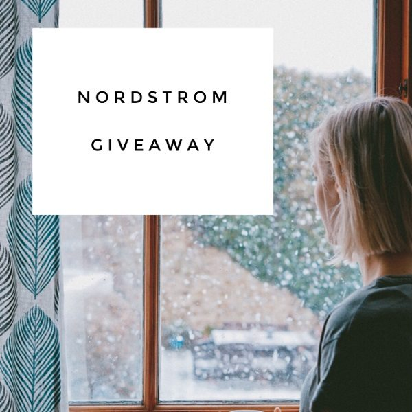 Enter To Win The $150 Nordstrom Gift Card Giveaway - Ends 1/23