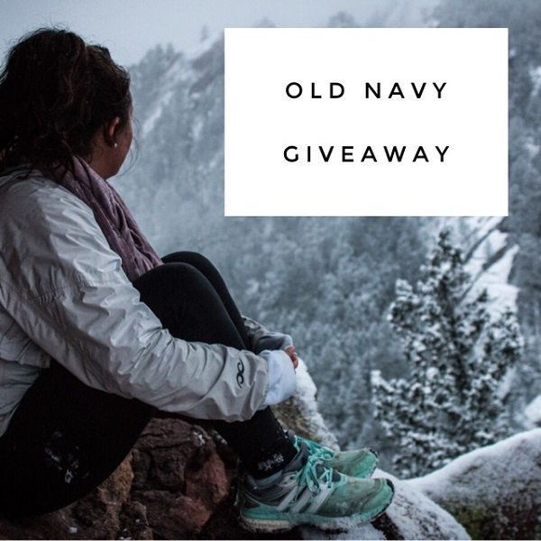 Enter to win the $150 Old Navy Gift Card giveaway and let your fingers do the shopping for you! What would you buy with a $150 Old Navy Gift Card? Who would you go shopping for?