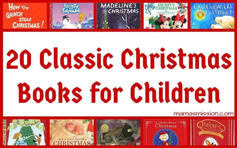 do you know the story of christmas let your imagination run wild with these fun - Classic Christmas Books