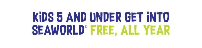 Get free admission for your kids ages 5 and under all of 2018 with the 2018 SeaWorld Preschool Card. Valid for the Orlando and San Antonio locations throughout 2018.