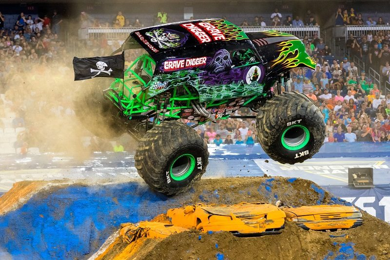 For the first ever catch Monster Jam at Marlins Park in the dirt! Grab your Monster Jam at Marlins Park discount code and enter to win tickets to see it with your family.
