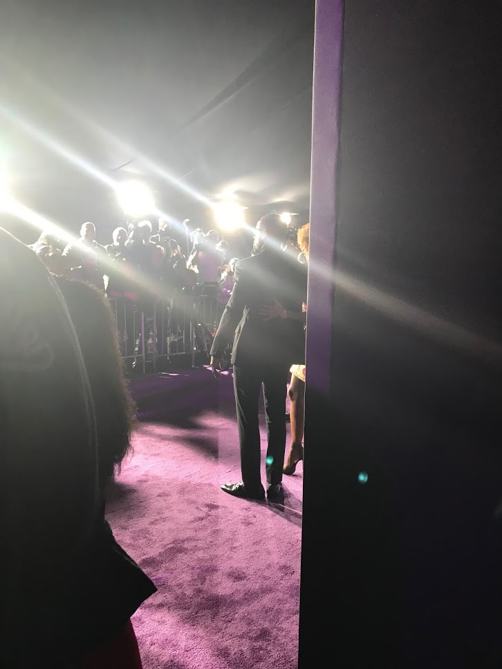 Ever wonder what it's like to walk the red carpet? Well I did it at the Black Panther World Premiere and I am dishing all about it. From preparing to actually walking the carpet, check out what it is really like to be (almost) like one of the stars!