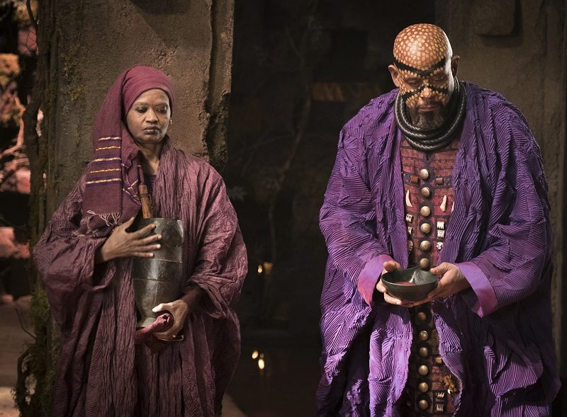 How does a gentle giant like Forest Whitaker prepare for his roles? Grab a cup of coffee while you dive into my interview with Forest Whitaker, the Spiritual Leader of Wakanda!