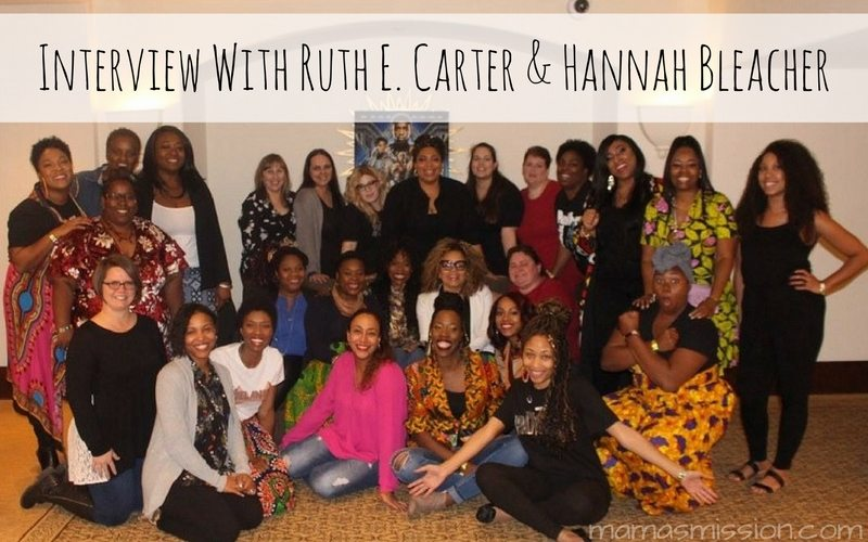 A movie isn't a movie without an incredible costume designer and production designer. These two designers alone can make or a break a movie. Fortunately Black Panther chose the best of the best. Grab a cup of coffee while you dive into my interview with Ruth E. Carter and Hannah Bleacher!