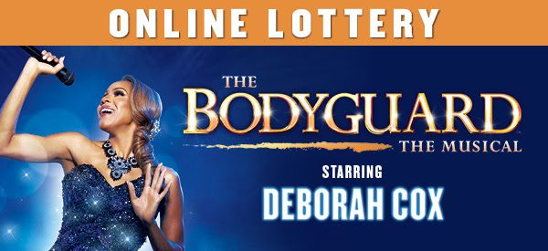 The Bodyguard starring Deborah Cox is coming to South Florida and you won't want to miss your chance to see this classic for just $35 - Enter The Bodyguard ticket lottery for your chance to win discounted Orchestra seats!