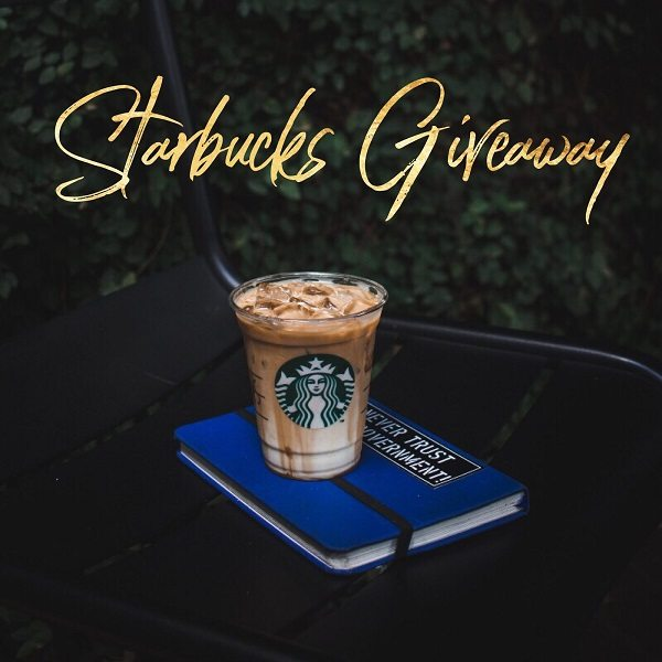 Enter to win the $100 Starbucks Gift Card giveaway and treat yourself to something hot, or cold, and delicious! What would you treat yourself to you won?