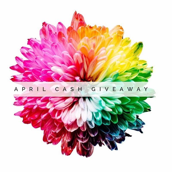 April showers bring May flowers. My favorite season of the year is here and it's time to celebrate. The weather is perfect, the flowers are blooming, and the birds are singing. Let's celebrate the blossoms blooming and you, my readers, with a special $150 Paypal Cash Giveaway!