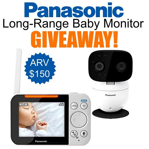 There is nothing more precious than your little bundle of joy. When we brought Emily home I had monitors set up everywhere so that I could keep on eye on her no matter where I was in the house. Are you in the market for a new video baby monitor? Learn more about and enter to win a Panasonic Long Range Baby Monitor!