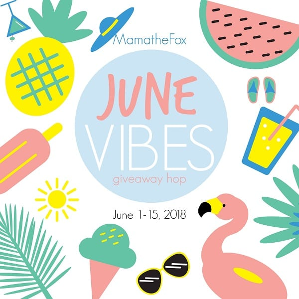 Summer is almost here. In honor of Emily graduating from Kindergarten I'd like to share some fun June Vibes with you! I've joined together with some blogger friends for a fun June Vibes Giveaway Hop - which includes my own personal $10 Amazon Gift Card giveaway so you can get a jump start on summer.