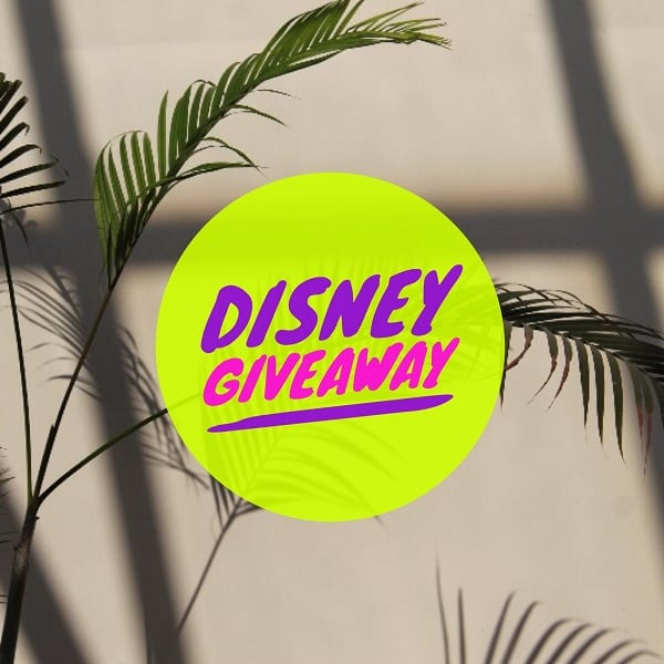 Enter to win the $100 Disney Gift Card giveaway and treat yourself to something magical and fun! What would you buy with a $100 Disney gift card if you won?