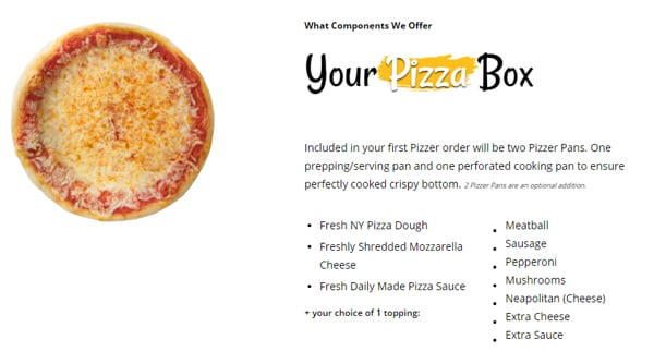 Imagine being able to make fresh Pizza right at home anytime you wanted. Enter to win the pizza subscription box giveaway and pizza delivered to your door.