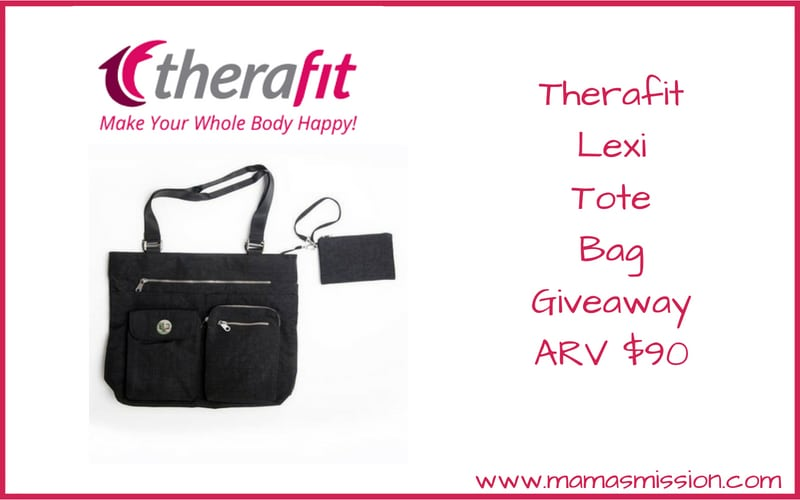 Looking for a lightweight and multi-functional bag for travel or everyday use? Look no further than the Therafit Lexi Tote Bag. Learn more and enter to win the Therafit Lexi Tote Bag giveaway!