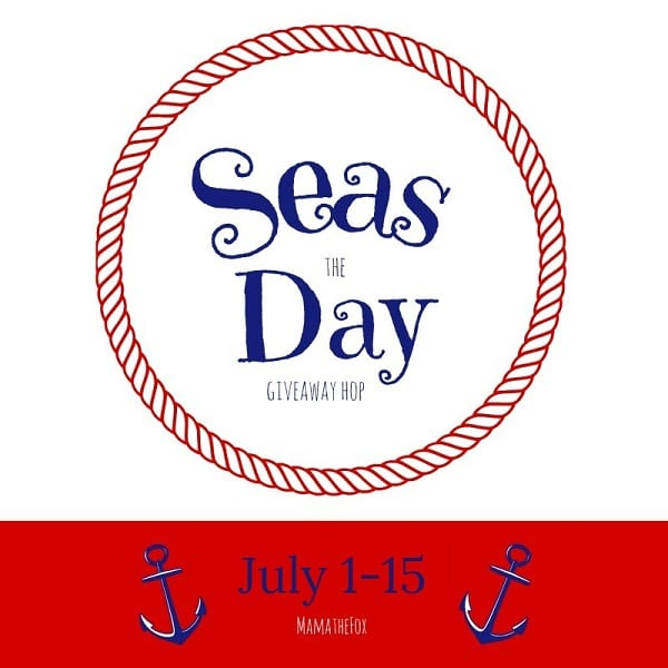 I've joined together with some blogger friends for a fun Seas the Day Giveaway Hop - which includes my own personal $10 Target Gift Card giveaway!