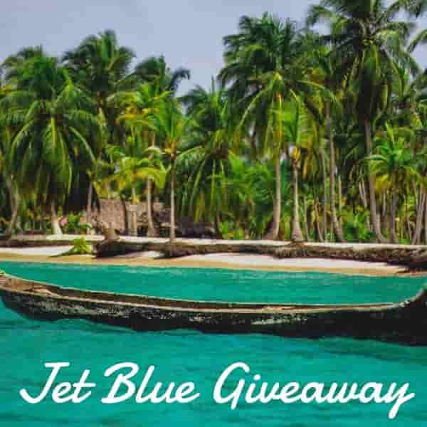 Enter to win the $100 jetBlue Gift Card giveaway and take a flight to your favorite destination! Where would you travel to with a $100 jetBlue Gift card?