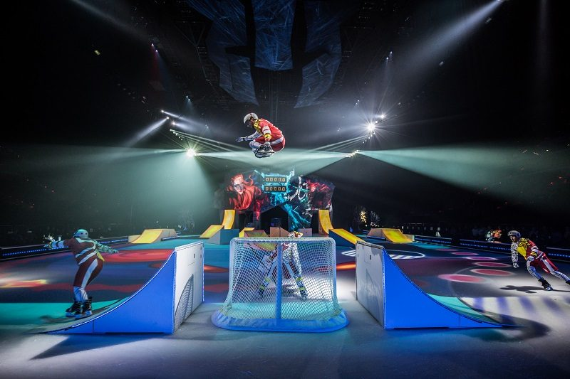 CRYSTAL by Cirque du Soleil is in South Florida to cool things down with their newest show - ON ICE! Check out this family friendly show July 18th - 29th.