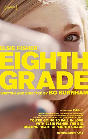 Do you remember what it was like to be in Eighth Grade? Relive your middle school years at the Eighth Grade advance screening with your best friend!