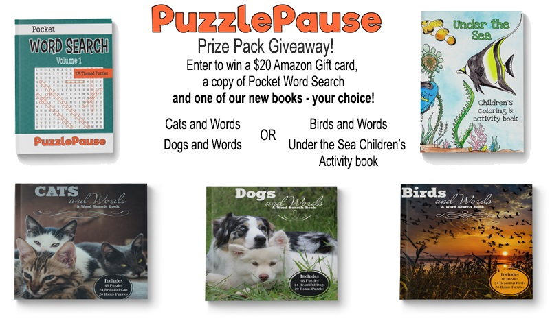 Enter to win the $20 Amazon Gift Card Prize Pack giveaway and let your fingers do the shopping for you! What would you buy with a $20 Amazon Gift Card?