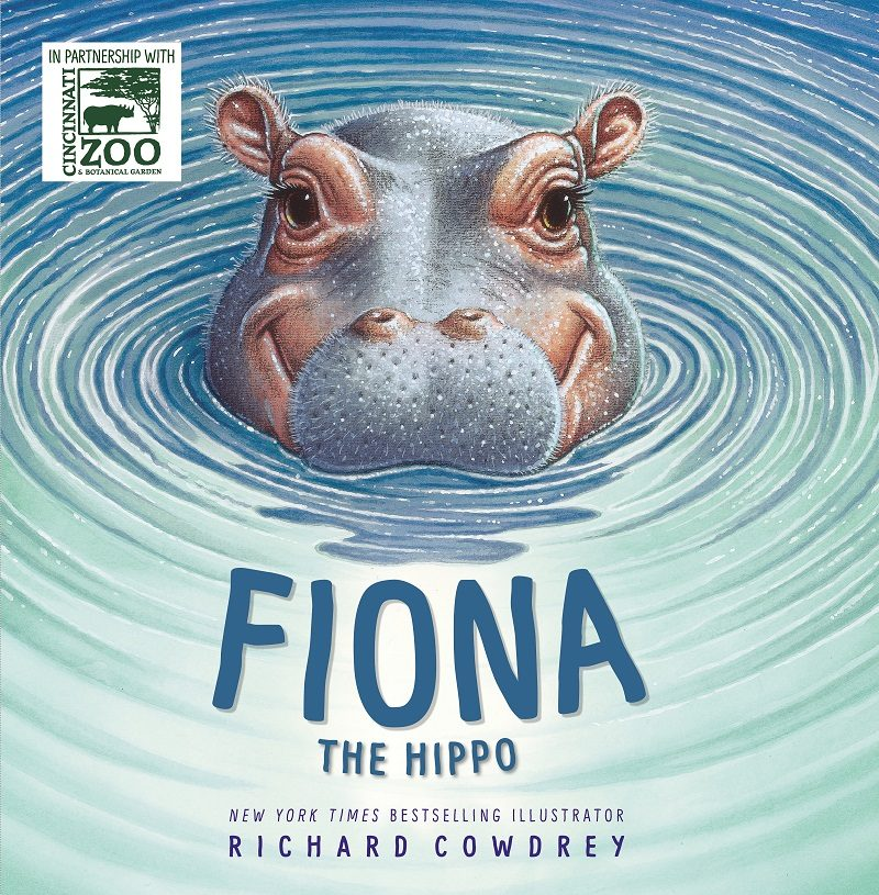 Meet Fiona the Hippo and enjoy a story about one little hippo's determination to grow big and strong against all odds. Enter to win a pool prize pack too!