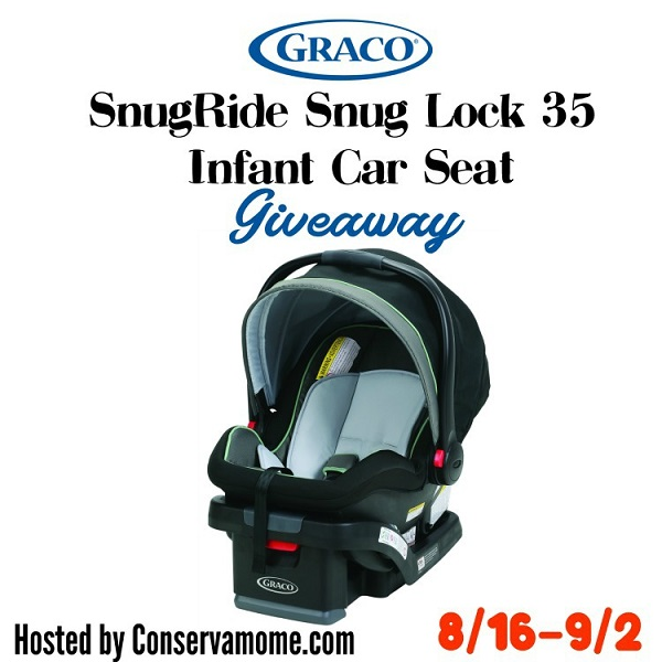 Graco is giving all parents a free extra car seat base with the purchase of a carseat. Enter to win the Graco SnugRide SnugLock 35 Infant Car Seat giveaway!