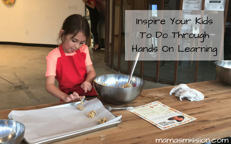 My love of cooking started at my local community center at their Teen Cooking Class. Learn how to inspire your kids to do through hands on learnining!