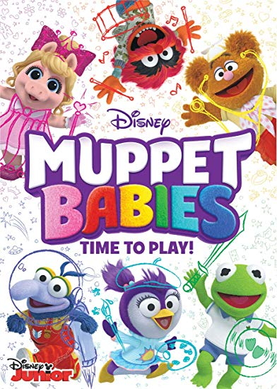 It's time to play with your favorite muppet friends! Enter to win a collection of muppet plushes and the Muppet Babies Time To Play DVD.