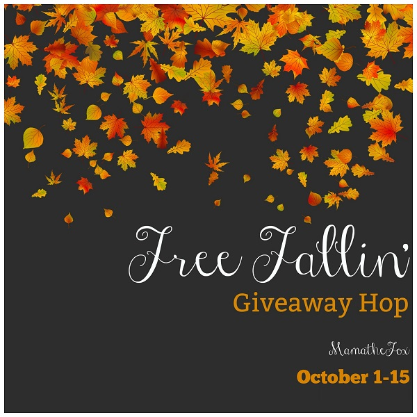 I've joined together with some blogger friends for a Free Fallin' Giveaway Hop - which includes my own personal $10 Amazon Gift Card giveaway.