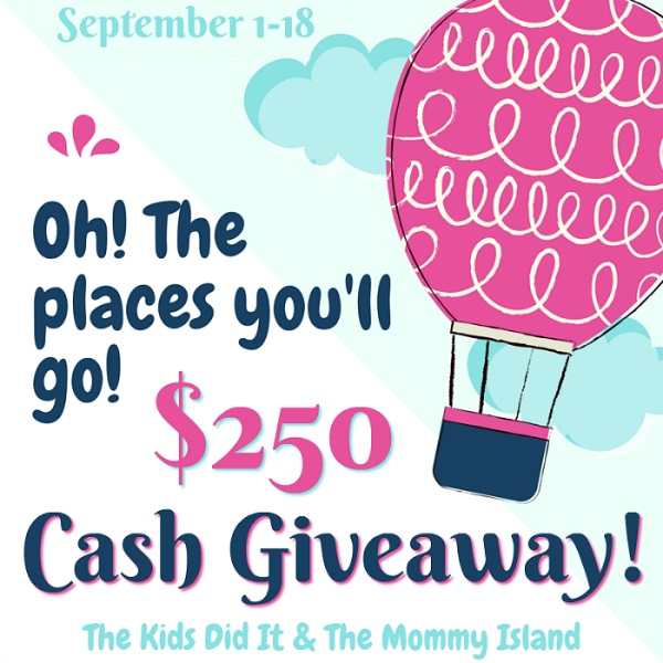 Time to treat yourself to something special to reward yourself for being awesome. Get ready to do so with the $250 PayPal Cash giveaway!