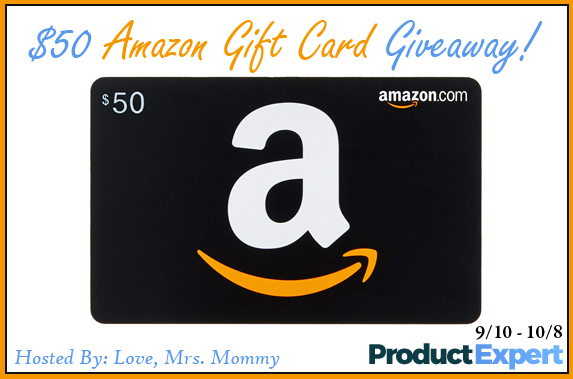 Enter to win the $50 Amazon Gift Card giveaway and check out the new review site Product Expert to help you make the right decision on your next purchase!