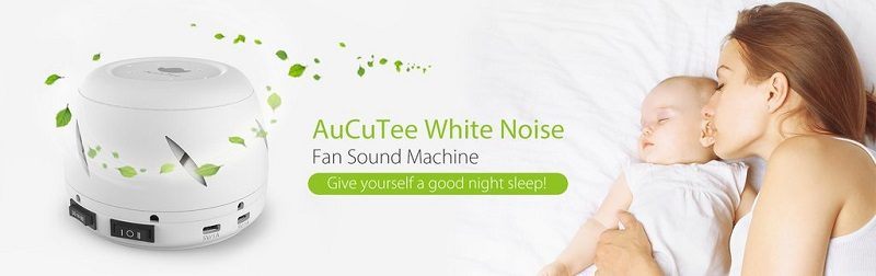 Do you have trouble sleeping at night? The benefits of a white noise machine are incredible. Be one of two to win the AuCuTee White Noise Machine giveaway!