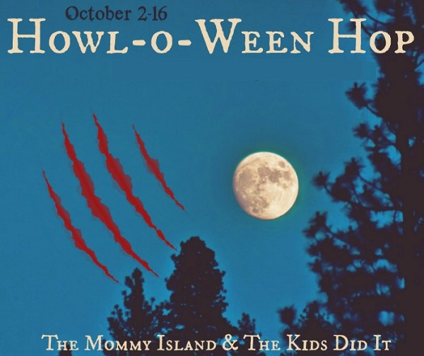 I've joined together with some blogger friends for a HOWL-O-WEEN Giveaway Hop - which includes my own personal $10 Amazon Gift Card giveaway.