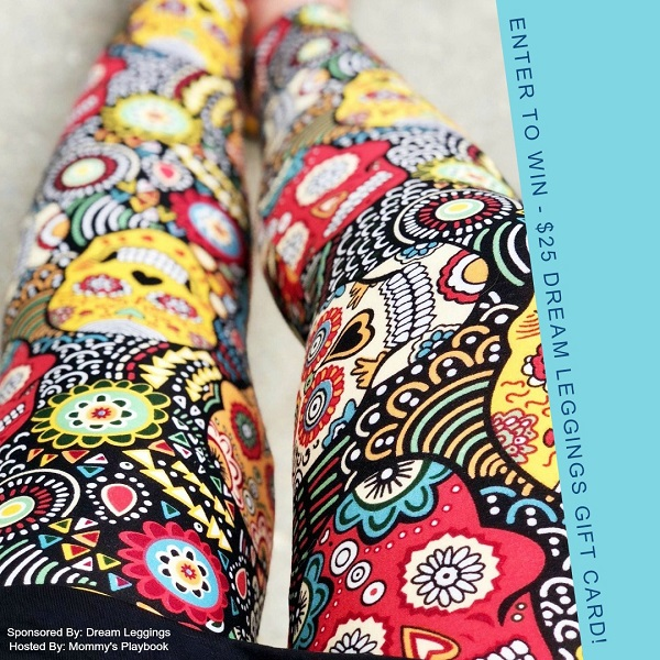 Dreaming about a soft and comfortable pair of leggings that don't cost an arm and leg? Check out this $25 Dream Leggings Gift Card Giveaway to learn more!