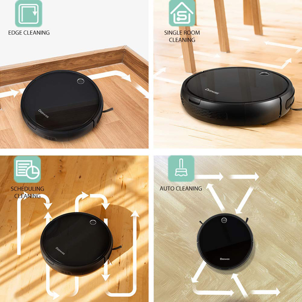 A robotic vacuum cleaner is the best investment a new homeowner came make. Enter to win one in the Deenkee 3-in-1 Robotic Vacuum Cleaner giveaway!