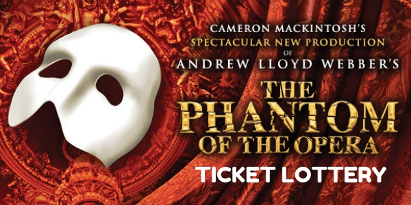 The Phantom of the Opera is coming back to South Florida. Don't want to miss your chance to see it for $40 through The Phantom of the Opera ticket lottery!