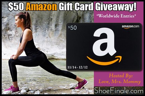 If you need advice on where to start with all things footwear, learn more about Shoe Finale and enter to win the $50 Amazon Gift Card giveaway!