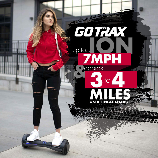 Need to encourage the kids to get outdoors more often? Make it easy - learn more about AltRiders and enter the GOTRAX Hoverfly ION LED Hoverboard giveaway!