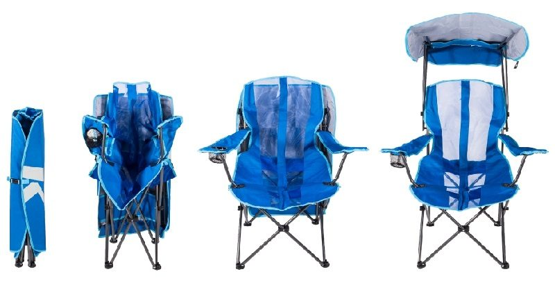 Spending your weekend at child's sporting event can be long and uncomfortable. Enter for your chance to win the Kelysus Original Canopy Chair giveaway.