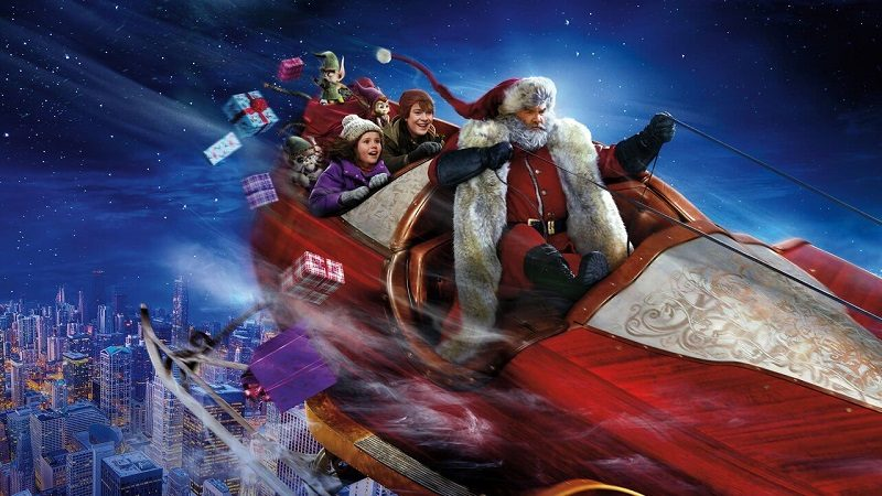 Nothing like hot cocoa and holiday movies to put you into the spirit of the holidays. Check out The Christmas Chronicles - A Netflix Original Movie!