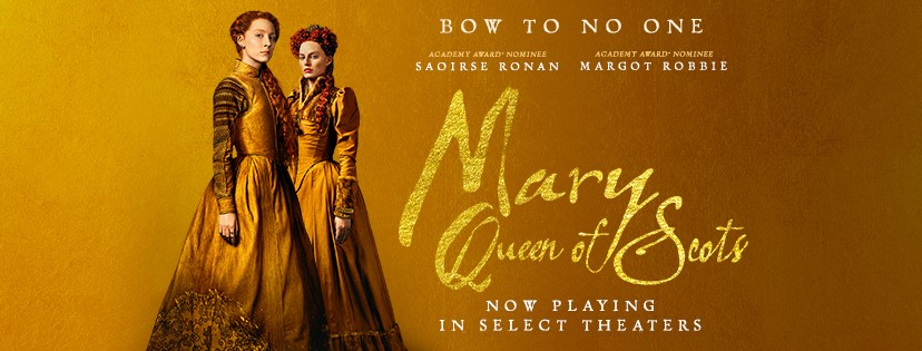 Take a break and head out for a movie night out with these free Mary Queen of Scots advance screening passes to see the movie before anyone else.