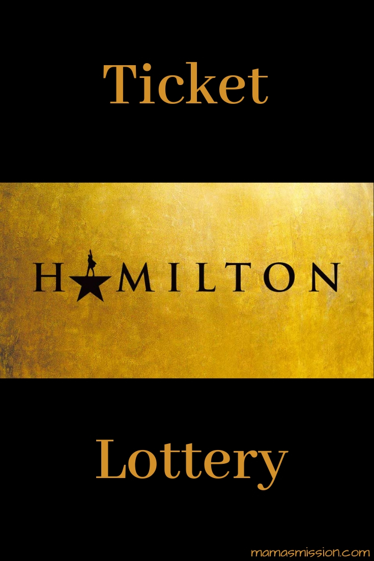 Don't miss Hamilton at the Dr. Phillips Center thru Feb. 10th! Enter the Hamilton ticket lottery for your chance to score tickets for just $10 for any show.