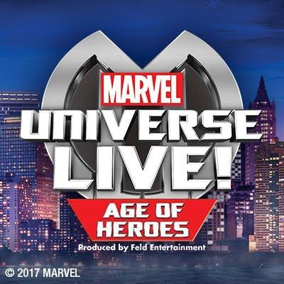 Save $5 off tickets to with the Marvel Universe Live Promo Code and enter to win 4 tickets to see all your favorite heroes and villians with your family! Save $5 off tickets to with the Marvel Universe Live Promo Code and enter to win 4 tickets to see all your favorite heroes and villians with your family!