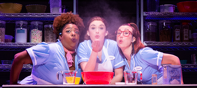 Waitress the Musical is coming to South Florida and you won't want to miss your chance to see this most talked about musical in years for just $35. Enter the Waitress ticket lottery for your chance to win discounted Orchestra seats through the Waitress online ticket lottery!